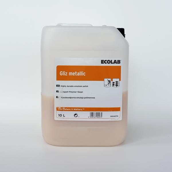 ECOLAB Gliz metalic -10L