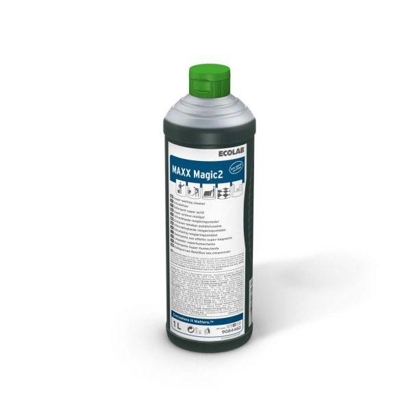 ECOLAB MAXX Magic 2 Uniwersalny środek do czyszczenia na mokro 1L